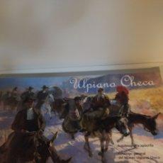 Libros de segunda mano: ULPIANO CHECA AUTOBIOGRAFÍA APOCRIFA CATÁLOGO GENERAL DEL MUSEO ULPIANO CHECA.BENITO BENITO GARCÍA. Lote 217286128