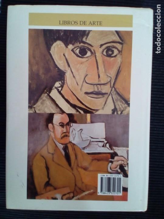 Libros de segunda mano: PICASSO Y MATISSE UNA AMISTAD ENTRE ARTISTAS. FRANÇOISE GILOT. DESTINO 1993. - Foto 3 - 217446613
