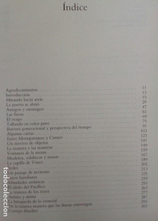 Libros de segunda mano: PICASSO Y MATISSE UNA AMISTAD ENTRE ARTISTAS. FRANÇOISE GILOT. DESTINO 1993. - Foto 5 - 217446613