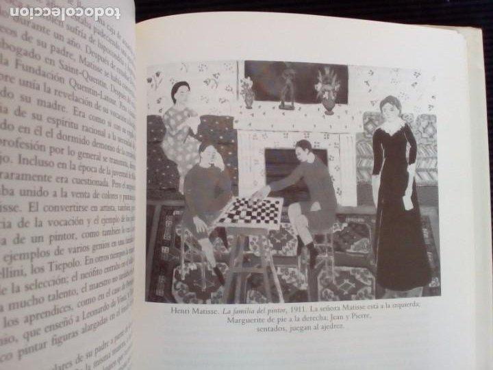 Libros de segunda mano: PICASSO Y MATISSE UNA AMISTAD ENTRE ARTISTAS. FRANÇOISE GILOT. DESTINO 1993. - Foto 9 - 217446613