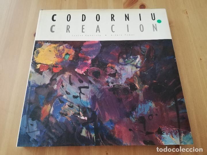 CODORNIU CREACIÓN (DANIEL CODORNIU / ARTURO POMAR) (Libros de Segunda Mano - Bellas artes, ocio y coleccionismo - Pintura)