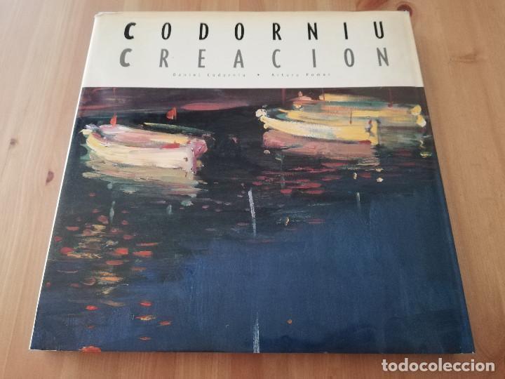 Libros de segunda mano: CODORNIU CREACIÓN (DANIEL CODORNIU / ARTURO POMAR) - Foto 16 - 217551945
