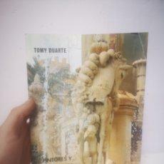 Libros de segunda mano: TOMY DUARTE, PINTORES Y ESCULTORES CONTEMPORANEOS ALICANTINOS, 2006. Lote 217810510
