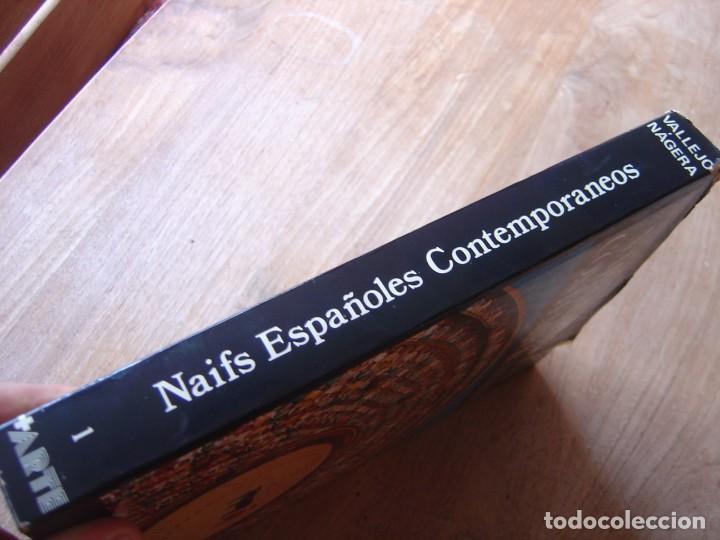Libros de segunda mano: NAIFS ESPAÑOLES CONTEMPORANEOS. J.A. VALLEJO-NÁJERA. MAS ACTUAL SA DE EDICIONES. 1975 - Foto 2 - 217883516