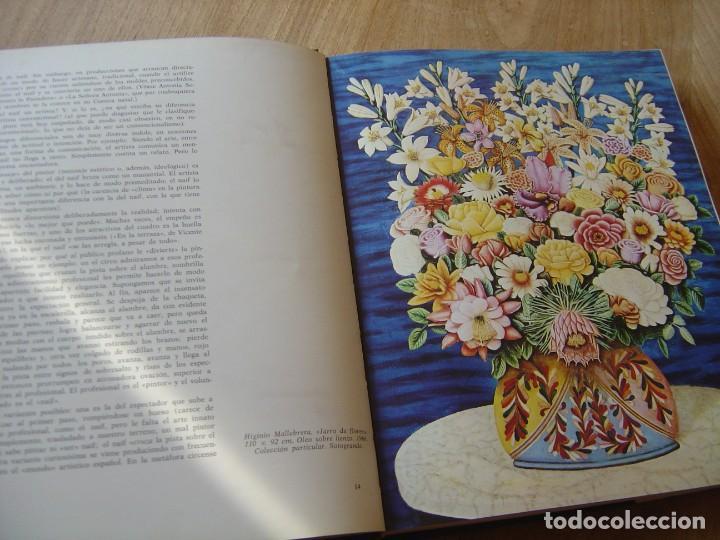 Libros de segunda mano: NAIFS ESPAÑOLES CONTEMPORANEOS. J.A. VALLEJO-NÁJERA. MAS ACTUAL SA DE EDICIONES. 1975 - Foto 7 - 217883516