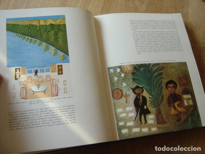 Libros de segunda mano: NAIFS ESPAÑOLES CONTEMPORANEOS. J.A. VALLEJO-NÁJERA. MAS ACTUAL SA DE EDICIONES. 1975 - Foto 8 - 217883516