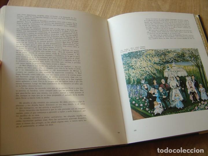 Libros de segunda mano: NAIFS ESPAÑOLES CONTEMPORANEOS. J.A. VALLEJO-NÁJERA. MAS ACTUAL SA DE EDICIONES. 1975 - Foto 6 - 217883516