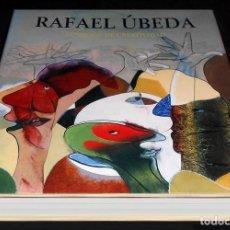 Libros de segunda mano: RAFAEL UBEDA. SENDEROS DE CREAIVIDAD. F. PABLOS OLGADO. PINTOR. PINTURA. PONTEVEDRA. GALICIA.. Lote 218041337