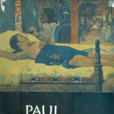 Libros de segunda mano: NUMULITE L0014 PAUL GAUGUIN EDITORIAL LABOR TEXTO ROBERT GOLDWATER. Lote 218220012