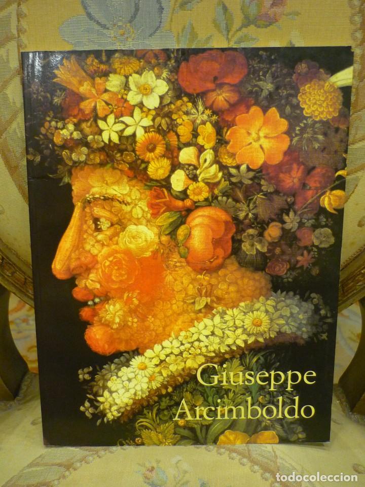 GIUSEPPE ARCIMBOLDO 1527-1593, DE WERNER KRIEGESKORTE. TASCHEN 1.991. ILUSTRADO. (Libros de Segunda Mano - Bellas artes, ocio y coleccionismo - Pintura)