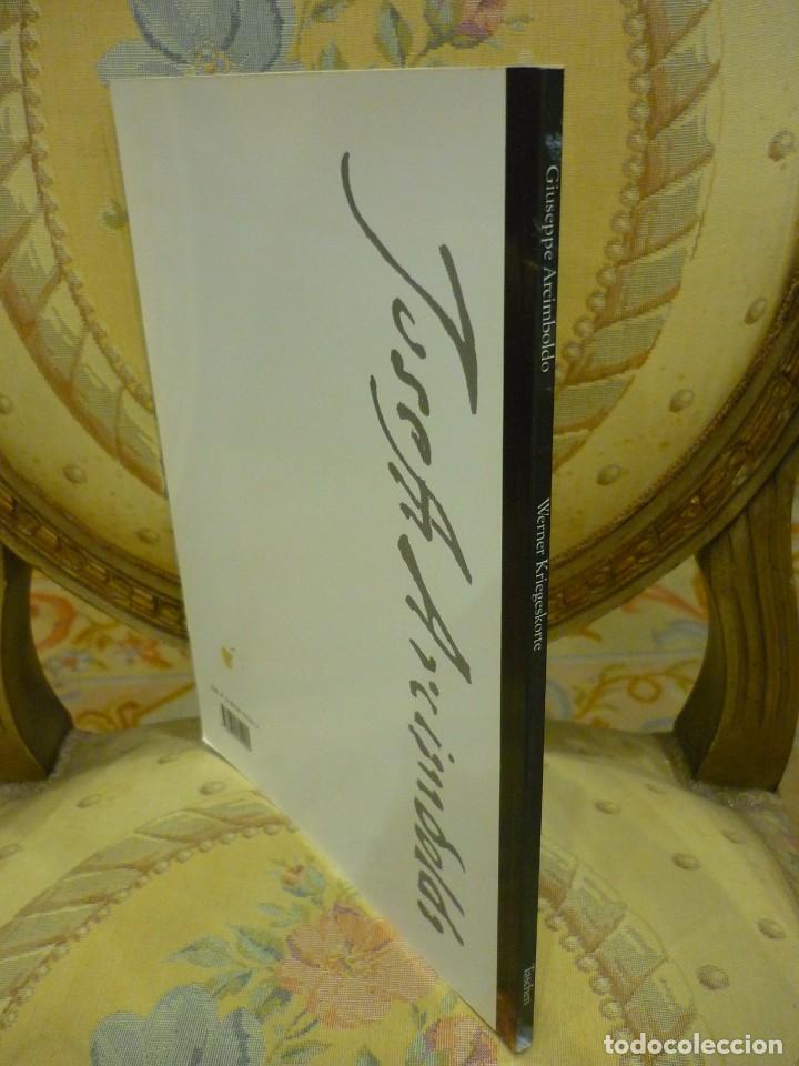 Libros de segunda mano: GIUSEPPE ARCIMBOLDO 1527-1593, DE WERNER KRIEGESKORTE. TASCHEN 1.991. ILUSTRADO. - Foto 2 - 218546387