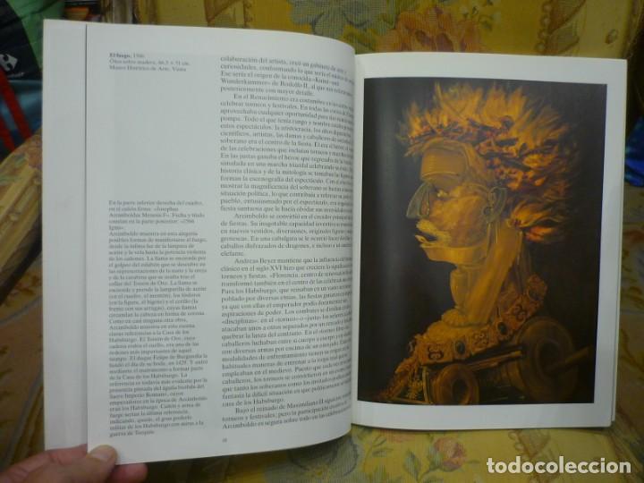 Libros de segunda mano: GIUSEPPE ARCIMBOLDO 1527-1593, DE WERNER KRIEGESKORTE. TASCHEN 1.991. ILUSTRADO. - Foto 5 - 218546387