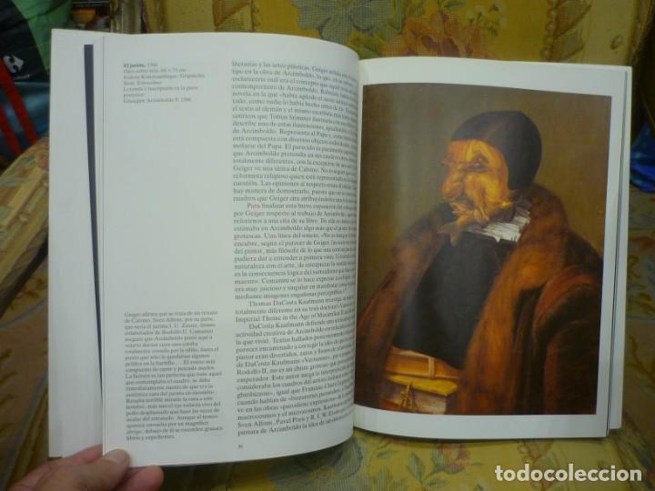 Libros de segunda mano: GIUSEPPE ARCIMBOLDO 1527-1593, DE WERNER KRIEGESKORTE. TASCHEN 1.991. ILUSTRADO. - Foto 6 - 218546387