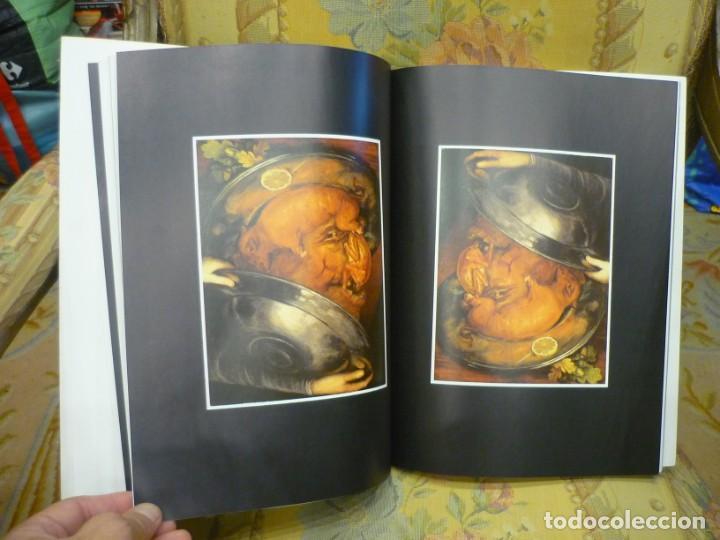 Libros de segunda mano: GIUSEPPE ARCIMBOLDO 1527-1593, DE WERNER KRIEGESKORTE. TASCHEN 1.991. ILUSTRADO. - Foto 7 - 218546387