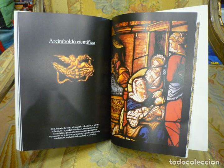 Libros de segunda mano: GIUSEPPE ARCIMBOLDO 1527-1593, DE WERNER KRIEGESKORTE. TASCHEN 1.991. ILUSTRADO. - Foto 8 - 218546387