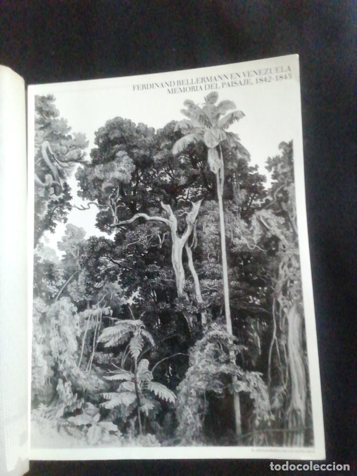 MEMORIA DEL PAISAJE 1842-1845. FERDINAND BELLERMANN EN VENEZUELA. 1991 (Libros de Segunda Mano - Bellas artes, ocio y coleccionismo - Pintura)