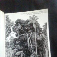 Libros de segunda mano: MEMORIA DEL PAISAJE 1842-1845. FERDINAND BELLERMANN EN VENEZUELA. 1991. Lote 218731597