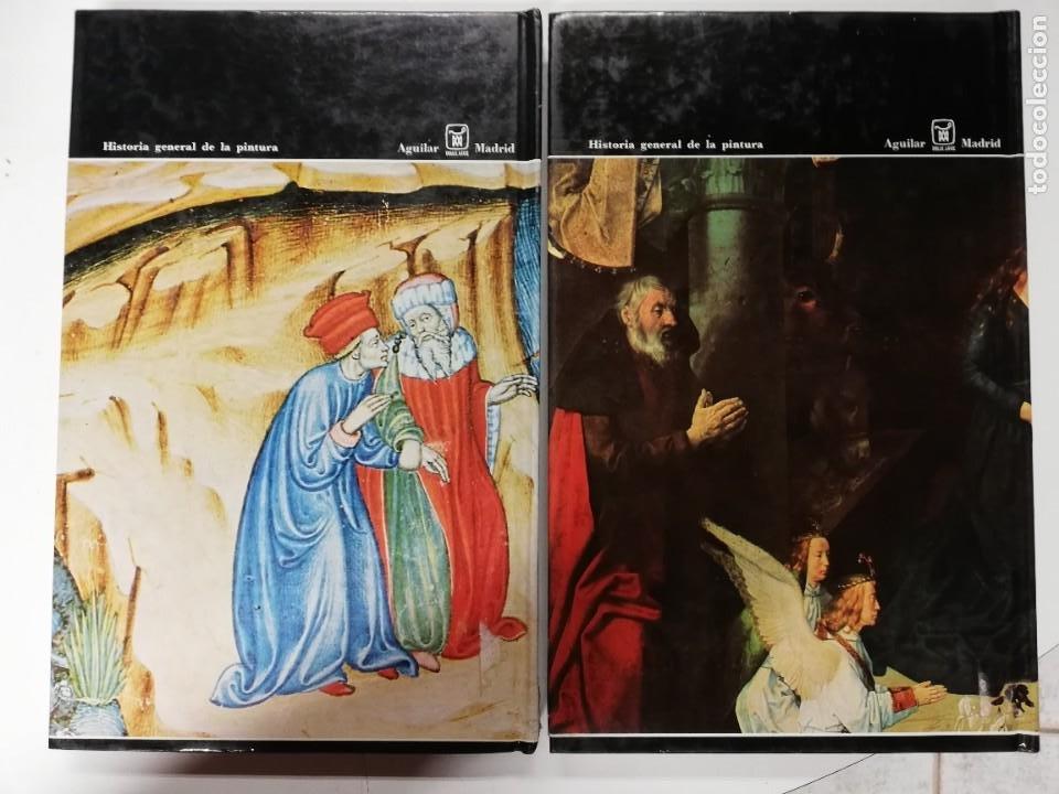 Libros de segunda mano: PINTURA GÓTICA I y II. MICHEL HÉRUBEL. AGUILAR, 1969 - Foto 10 - 218734215