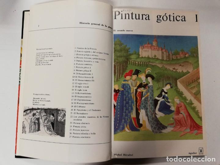 Libros de segunda mano: PINTURA GÓTICA I y II. MICHEL HÉRUBEL. AGUILAR, 1969 - Foto 6 - 218734215