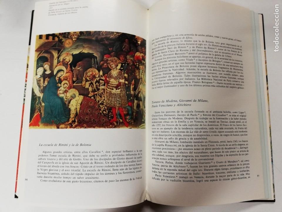 Libros de segunda mano: PINTURA GÓTICA I y II. MICHEL HÉRUBEL. AGUILAR, 1969 - Foto 5 - 218734215