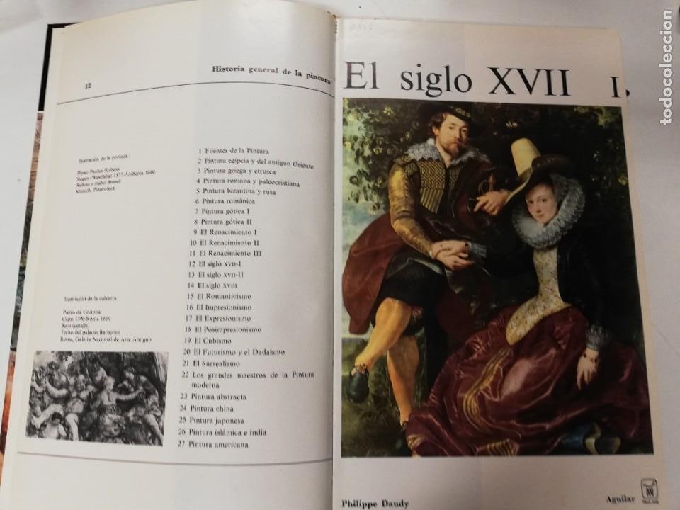Libros de segunda mano: EL SIGLO XVII.PHILIPPE DAUDY. AGUILAR, 1970 - Foto 6 - 218734818