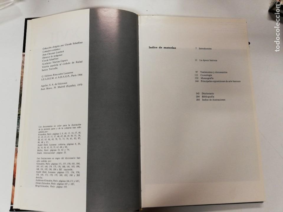 Libros de segunda mano: EL SIGLO XVII.PHILIPPE DAUDY. AGUILAR, 1970 - Foto 5 - 218734818