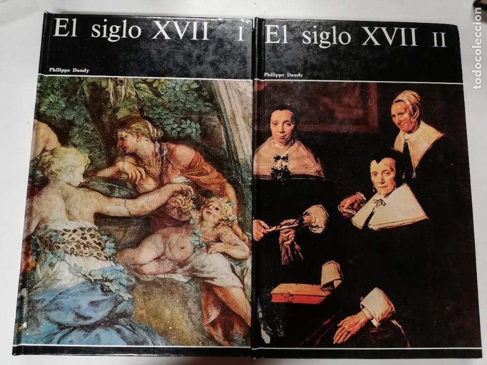 EL SIGLO XVII.PHILIPPE DAUDY. AGUILAR, 1970 (Libros de Segunda Mano - Bellas artes, ocio y coleccionismo - Pintura)