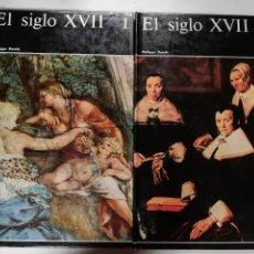 Libros de segunda mano: EL SIGLO XVII.PHILIPPE DAUDY. AGUILAR, 1970. Lote 218734818