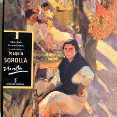 Libros de segunda mano: JOAQUIN SOROLLA : FELIPE GARÍN Y FACUNDO TOMÁS. Lote 218794397
