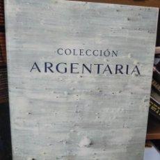 Libros de segunda mano: COLECCION ARGENTARIA. Lote 218834562