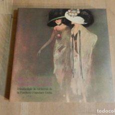 Libros de segunda mano: DEL MODERNISME A LES AVANGUARDES DIBUIXOS DE LA COL LECCIÓ FUNDACIÓ GODIA CATÁLOGO ARTE PINTURA. Lote 219109916