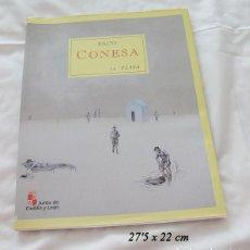 Libros de segunda mano: PACO CONESA EXPOSICION LA PLAYA 1999. Lote 220686776