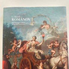 Libros de segunda mano: LA DINASTIA ROMANOV - THE ROMANOV DYNASTY - EXPOSICIÓN MALAGA. Lote 221075193
