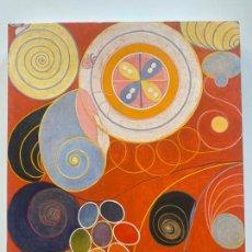 Libros de segunda mano: HILMA AF KLINT . PIONERA DE LA ABSTRACCIÓN - MUSEO PICASSO MALAGA - 2014. Lote 221075440