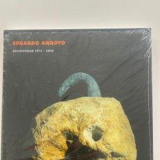 Libros de segunda mano: EDUARDO ARROYO - ESCULTURAS 1973 , 2012 - EXPOSICIÓN MALAGA. Lote 221075998