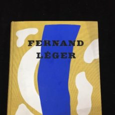 Libros de segunda mano: FERNAND LEGER E LE NOUVEL ESPACE. DOUGLAS COOPER, EDITIONS DES TROIS COLLINES, GENEVA, 1949.. Lote 221232250