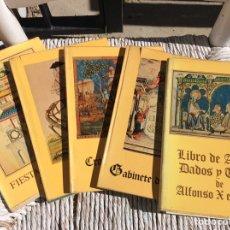 Libros de segunda mano: LIBROS PATRIMONIO NACIONAL. Lote 221254377