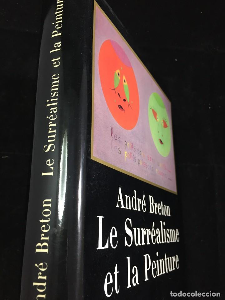 Libros de segunda mano: André BRETON Le surréalisme et la peinture. Gallimard 1965 francés Ilustrado - Foto 2 - 221486148