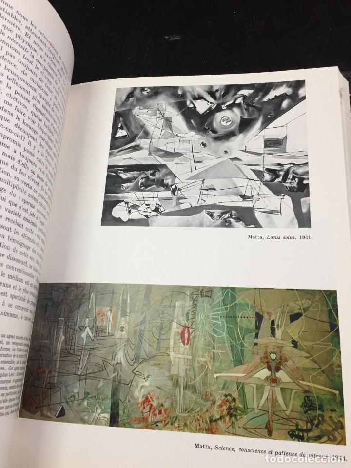 Libros de segunda mano: André BRETON Le surréalisme et la peinture. Gallimard 1965 francés Ilustrado - Foto 5 - 221486148