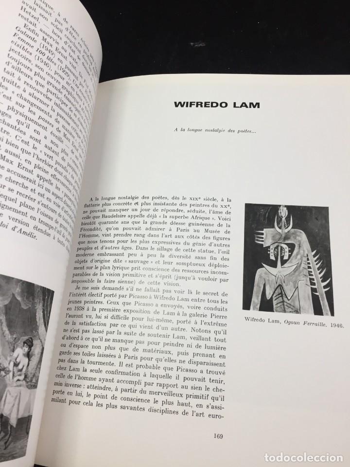 Libros de segunda mano: André BRETON Le surréalisme et la peinture. Gallimard 1965 francés Ilustrado - Foto 6 - 221486148