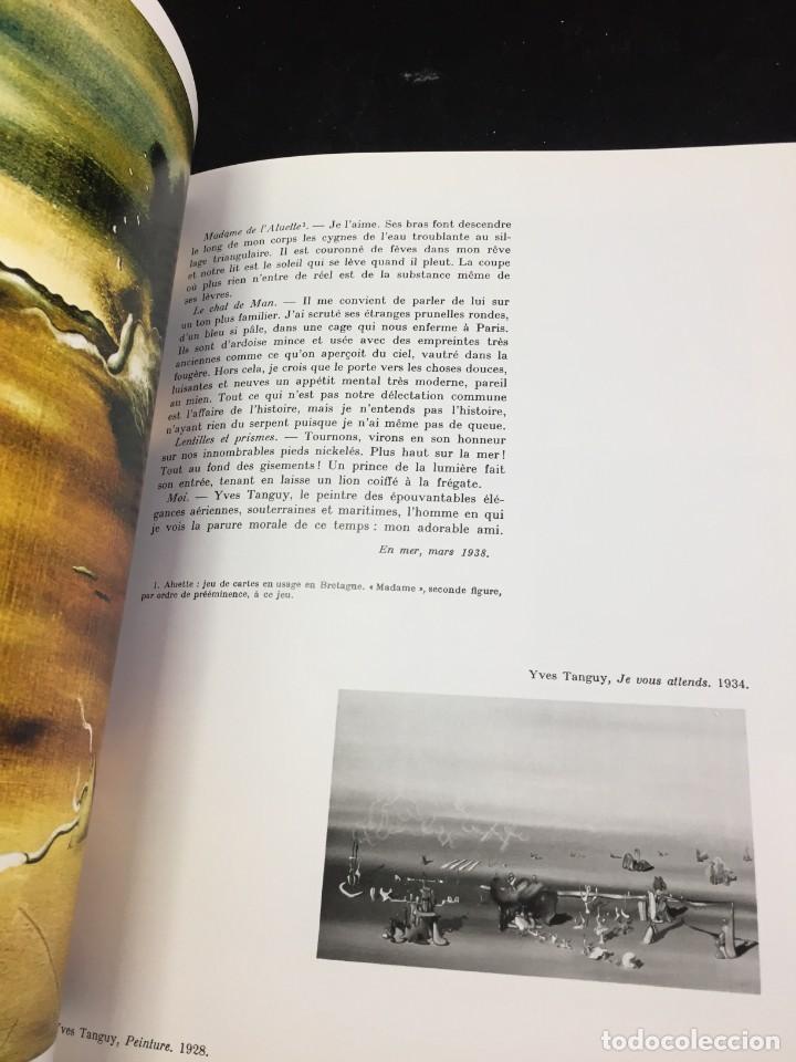 Libros de segunda mano: André BRETON Le surréalisme et la peinture. Gallimard 1965 francés Ilustrado - Foto 7 - 221486148