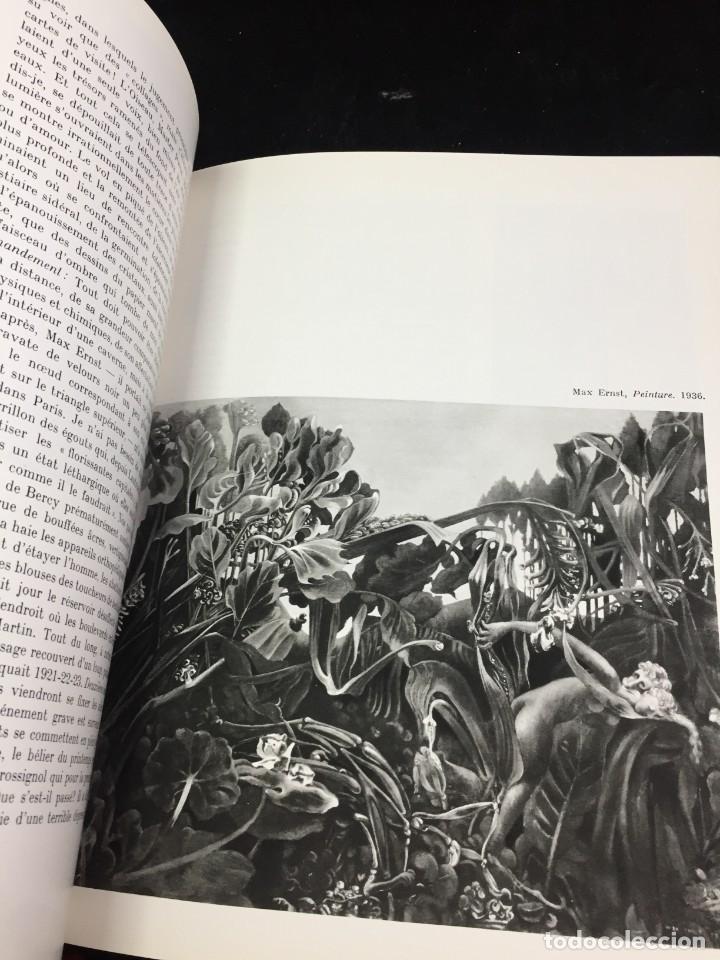 Libros de segunda mano: André BRETON Le surréalisme et la peinture. Gallimard 1965 francés Ilustrado - Foto 9 - 221486148