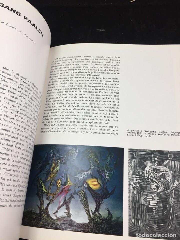 Libros de segunda mano: André BRETON Le surréalisme et la peinture. Gallimard 1965 francés Ilustrado - Foto 10 - 221486148