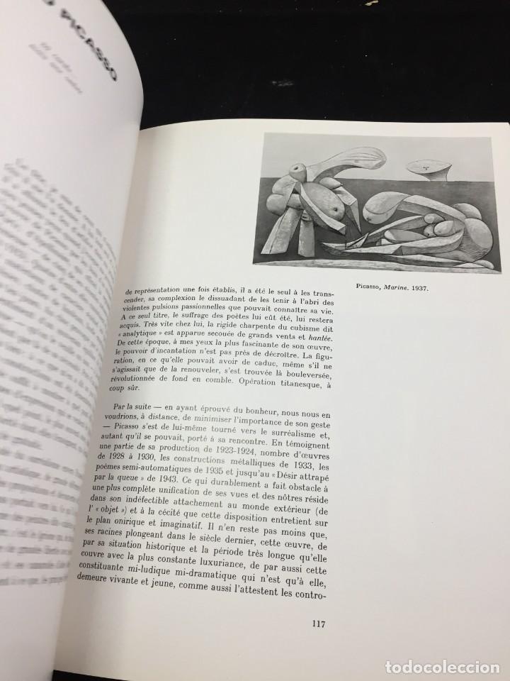 Libros de segunda mano: André BRETON Le surréalisme et la peinture. Gallimard 1965 francés Ilustrado - Foto 11 - 221486148