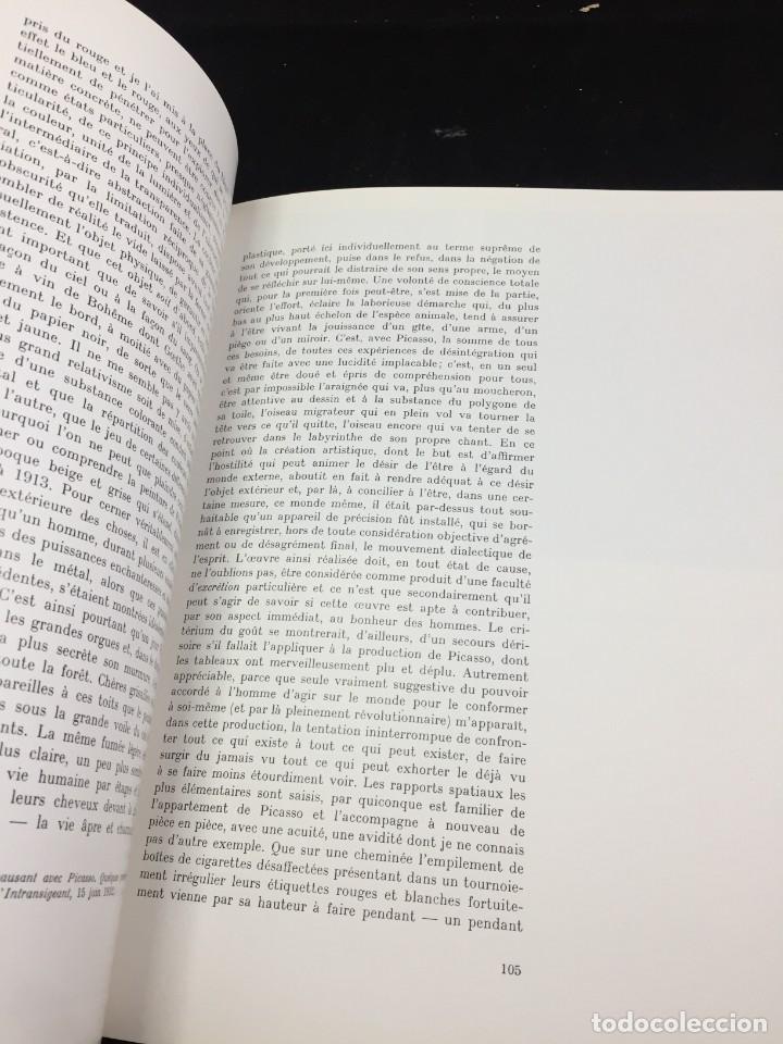 Libros de segunda mano: André BRETON Le surréalisme et la peinture. Gallimard 1965 francés Ilustrado - Foto 12 - 221486148