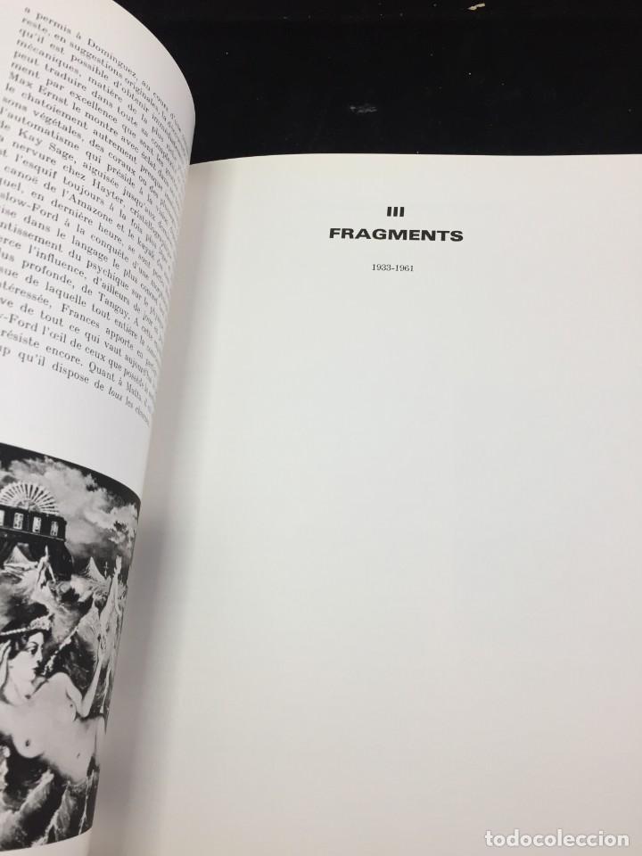 Libros de segunda mano: André BRETON Le surréalisme et la peinture. Gallimard 1965 francés Ilustrado - Foto 14 - 221486148