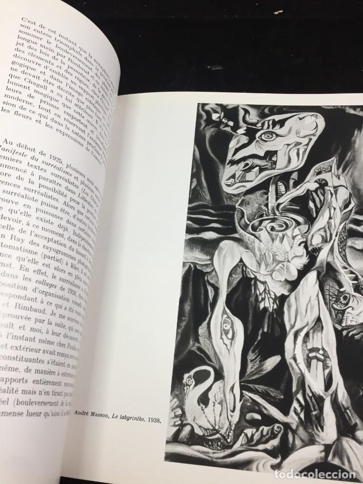 Libros de segunda mano: André BRETON Le surréalisme et la peinture. Gallimard 1965 francés Ilustrado - Foto 15 - 221486148
