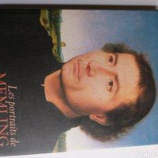 Libros de segunda mano: LES PORTRAITS DE MEMLING 2005 .TILL HOLGER BORCHERT. Lote 221582681