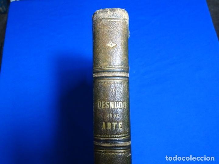 Libros de segunda mano: EL DESNUDO EN EL ARTE.L. B. CON LÁMINAS. - Foto 2 - 222086437