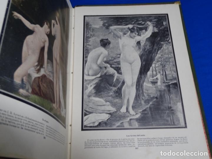Libros de segunda mano: EL DESNUDO EN EL ARTE.L. B. CON LÁMINAS. - Foto 3 - 222086437